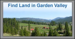 Find Land in Garden Valley